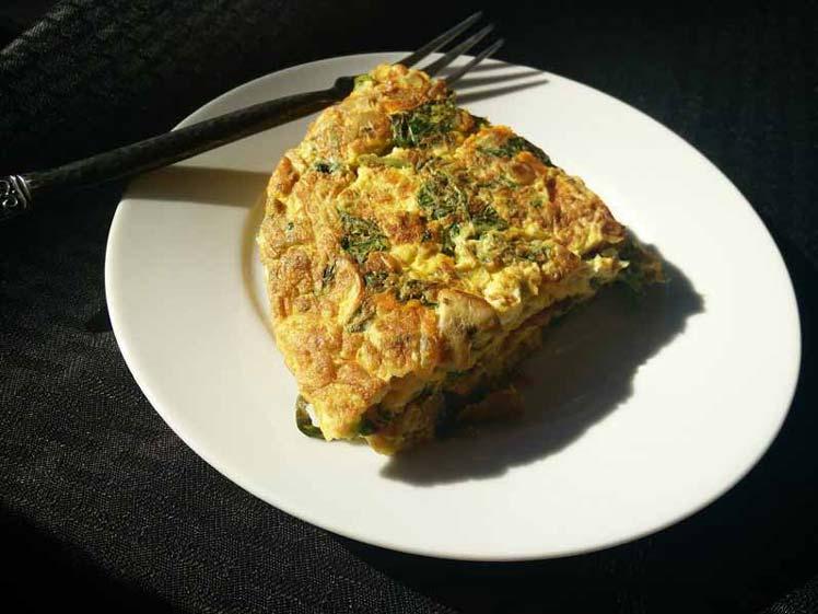 Gevulde Omelet