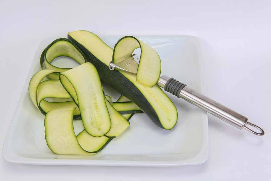 Geroosterde Courgette