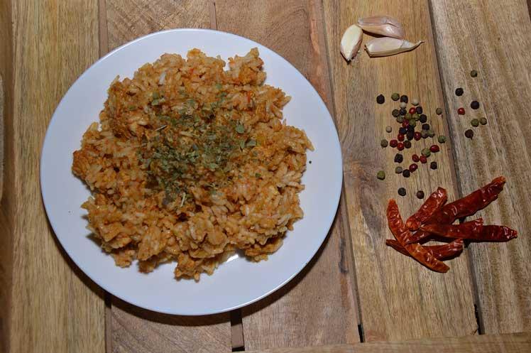 Shoarma Nasi