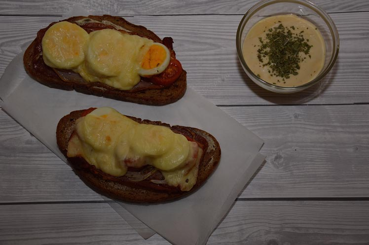 Tiroler boerentoast